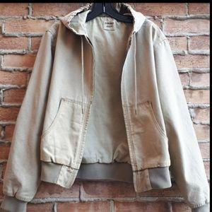 Sunday Best Oversized Bomber Jacket